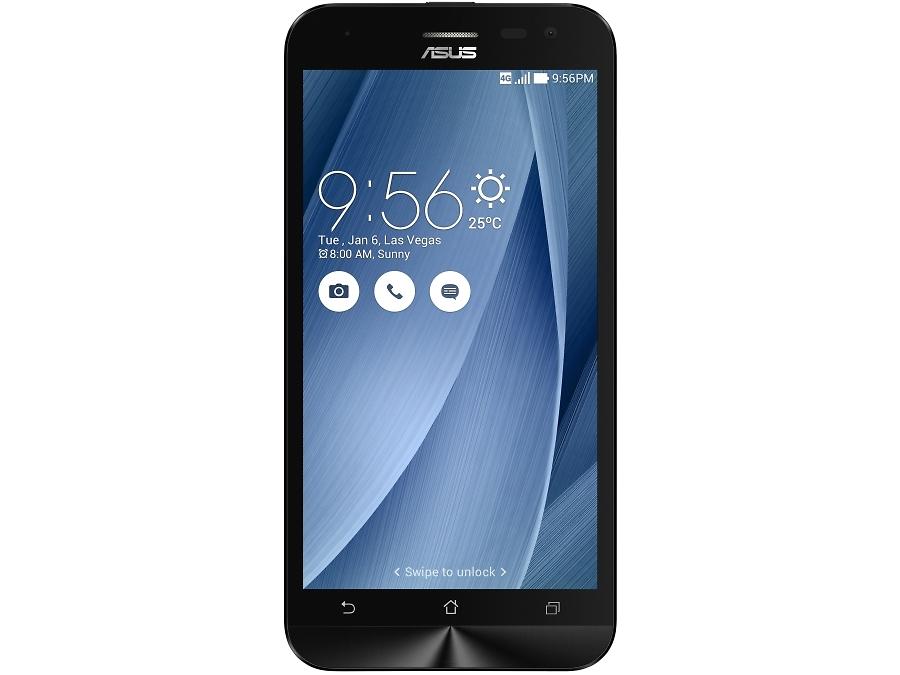 Смартфон ASUS ZenFone 2 Laser ZE500KL LTE 16Gb Silver
