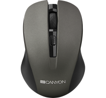 Мышь Canyon CNE-CMSW1 Grey